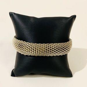 Tiffany & Co. Somerset Mesh Bracelet
